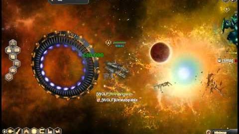 WOLF Unstoppable Jackpot Arena'ya Girerse Neler Olur? Darkorbit Remix 5.4