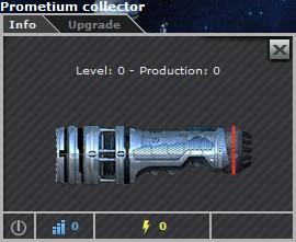 Prometium Collector