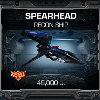 EIC Spearhead
