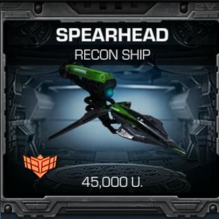 VRU Spearhead