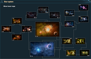 Map guide  DarkOrbit  FANDOM powered by Wikia