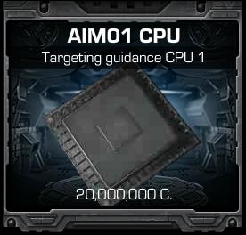 AIM01 CPU