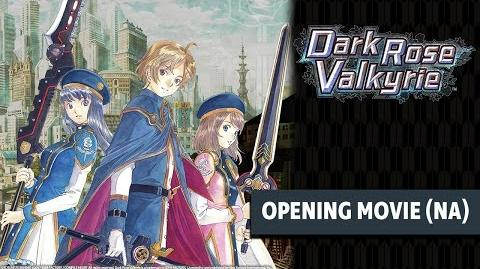 Dark Rose Valkyrie Opening Movie (PS4) (NA)