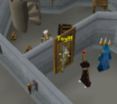 Wizards' Tower door glitch