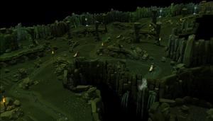 Grotworm lair level 2