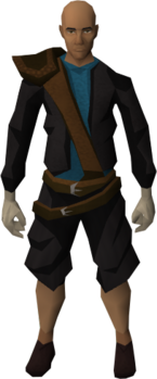 Brawling gloves (Magic) equipped