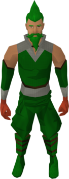 Brawling gloves (Melee) equipped