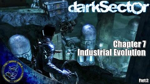 Dark Sector (PC) Chapter 7 Industrial Evolution Part 2 (HD 60FPS)