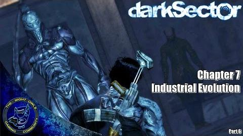 Dark Sector (PC) Chapter 7 Industrial Evolution Part 6 (HD 60FPS)