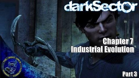 Dark Sector (PC) Chapter 7 Industrial Evolution Part 3 (HD 60FPS)
