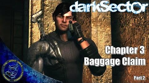 Dark Sector (PC) Chapter 3 Baggage Claim Part 2 (1080p 60FPS)