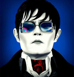Flashy Colorful Dark Shadows Character Posters Arrive 1332277777