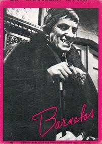 Barnabascard