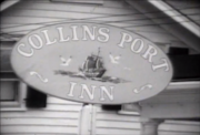 Collinsport Inn Sign
