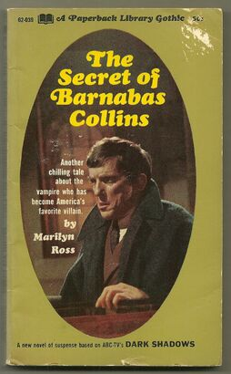Secret of barnabas collins