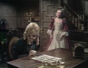Petofi box in the Collinwood drawing room of 1796 ep441