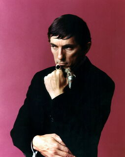 Publicity Still of Jonathan Frid as Barnabas Collins