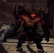 Темный фантомный страж (Darksiders III)