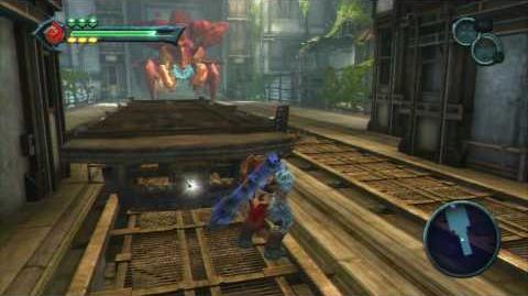 Darksiders - Boss Fight 04 Griever HD