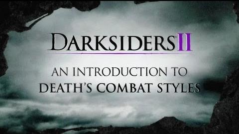 Darksiders II Dealing Death - Official HD