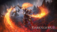 Fury Flame artwork logo
