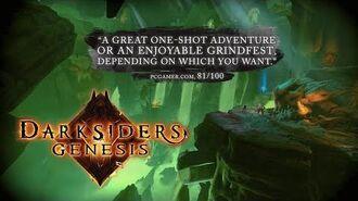 Darksiders Genesis - Accolades Trailer