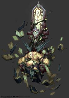 Darksiders2 character heaven the scribe concepts 5 by avery coleman
