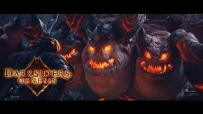 Darksiders Genesis - Not Alone Trailer (feat