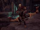 Скелет-лучник (Darksiders III)