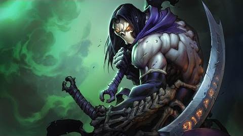 Darksiders 2 Deathinitive Edition Все камни силы