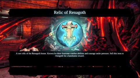 Darksiders II- Relic Of Renagoth Locations