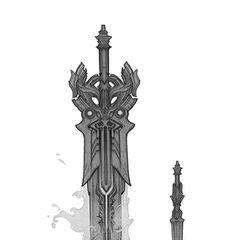 Konzept - Uriel's Schwert