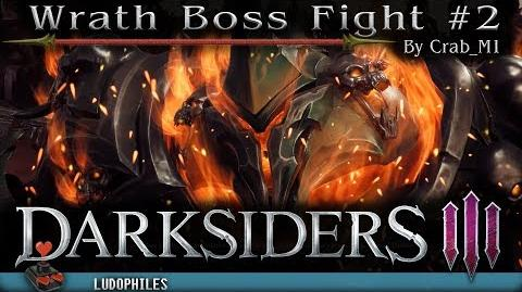 Darksiders III - Wrath Arena Boss Fight
