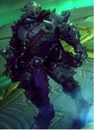 Strife Abyssal Armor