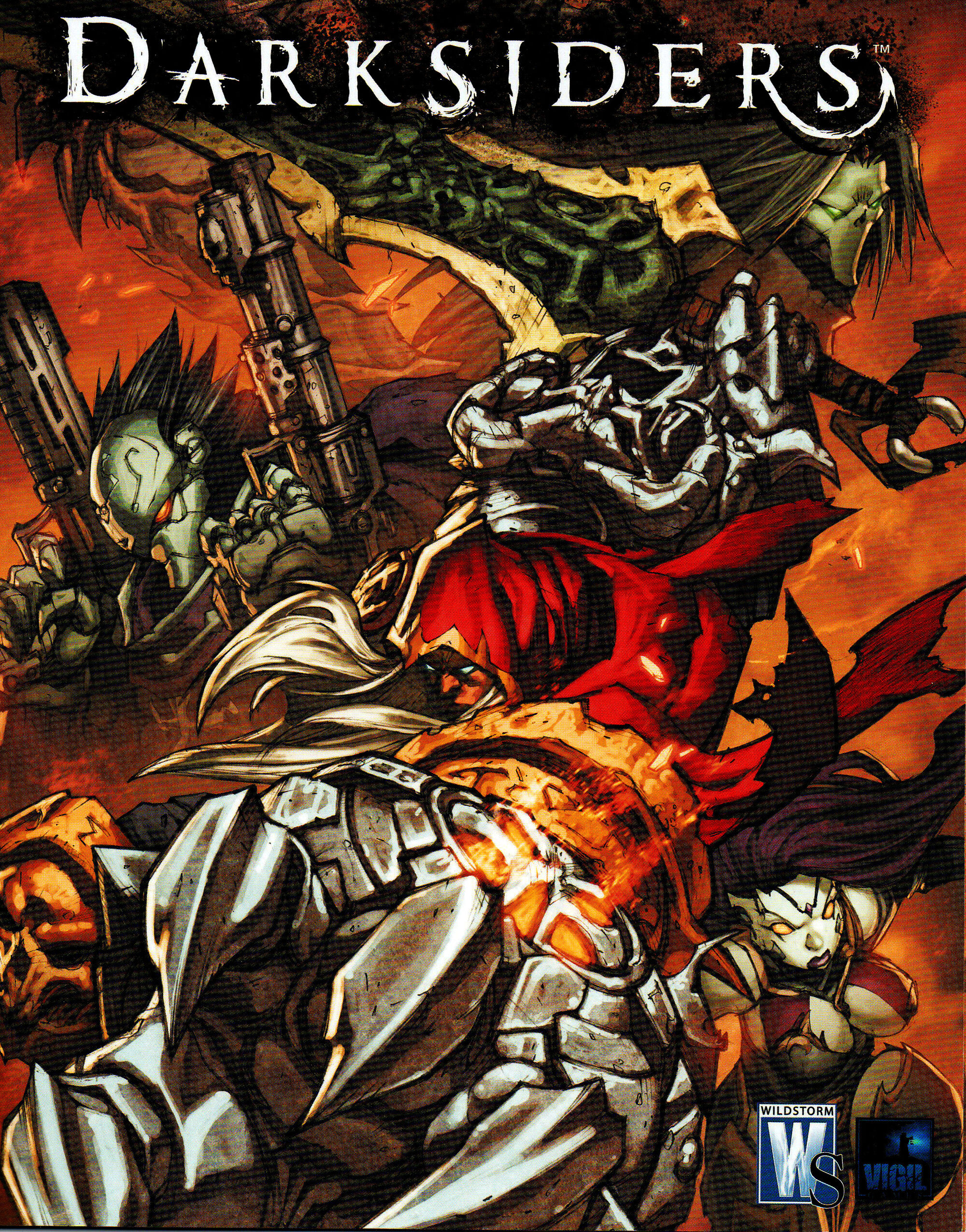 Darksiders Comic Book Pdf