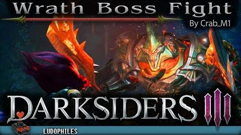 Darksiders III - Wrath Boss Fight