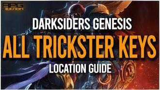 All Trickster Key Locations - DARKSIDERS GENESIS