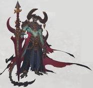 Darksiders Genesis Moloch Concept Art 1