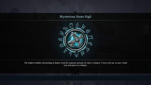 Darksiders Mysterious Sigil