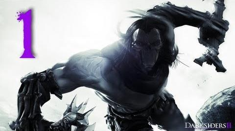Darksiders 2 Walkthrough Gameplay Part 1 - Saving War