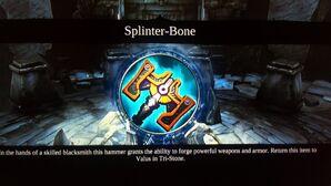 Splinterbone