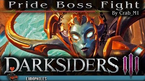 Darksiders III - Pride Boss Fight