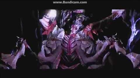 Darksiders 2 Basileus and Achidna Apocalptic