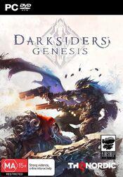 Darksiders Genesis portada PC