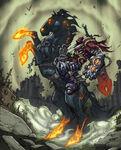 Darksiders War Paints by SplashColors