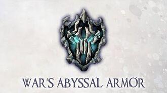 Darksiders Genesis - War's Abyssal Armor GUIDE
