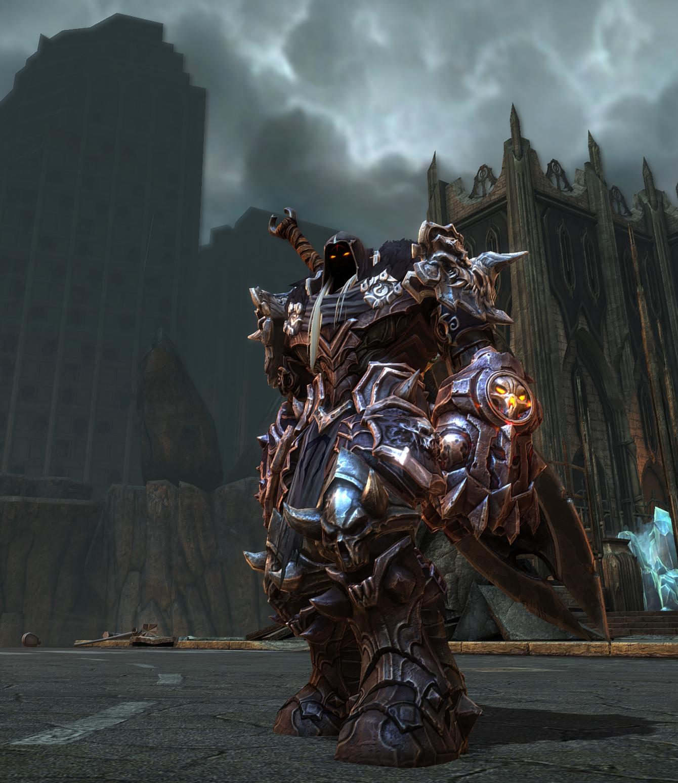 Abyssal Armor | Darksiders Wiki | FANDOM powered by Wikia
