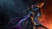 Darksiders Genesis Key Art Strife & War