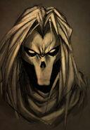 Death Darksiders Zeichnung