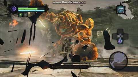 Darksiders 2 Construct Hulk Apocalptic
